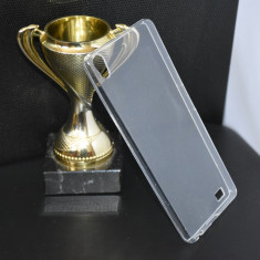 Husa noua ALLVIEW X2 Soul Mini UltraSlim Silicon TRANSPARENTA protectie - Husa Telefon