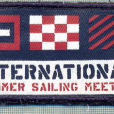 233 -EMBLEMA YACHTING - INTERNATIONAL SUMMER SAILING MEETING-starea care se vede