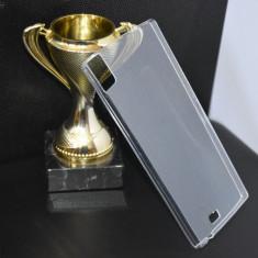 Husa noua ALLVIEW X2 SOUL UltraSlim Silicon TRANSPARENTA protectie - Husa Telefon