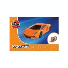 Macheta masina de construit Lamborghini Aventador - Macheta auto