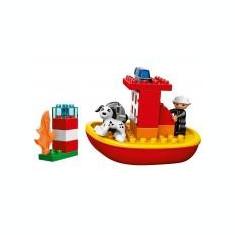 Salupa de stins incendii LEGO DUPLO