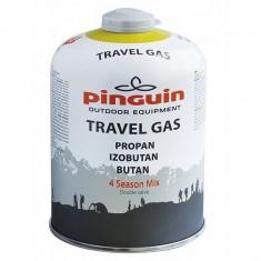 Butelie / Cartus Gaz Camping cu valva Pinguin 450g - Aragaz/Arzator camping