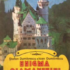 ENIGMA DIAMANTULUI - Stefan Dumitrescu - Carte de aventura