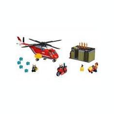 Unitatea de interventie de pompieri - LEGO City