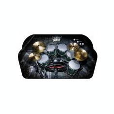 Drum set boxed with try me - Stil SHARK - 6353 - Tobe