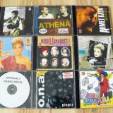 9 CD audio originale cu muzica turceasca si alte genuri - Muzica Pop