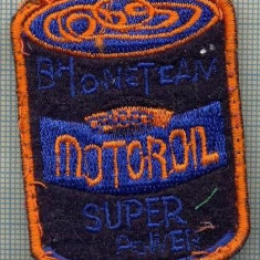 244 -EMBLEMA - MOTOROIL SUPER POWER -starea care se vede