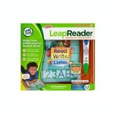 NOU! Sistem de citire si scriere LeapReader - verde - Incuietoare interior - exterior