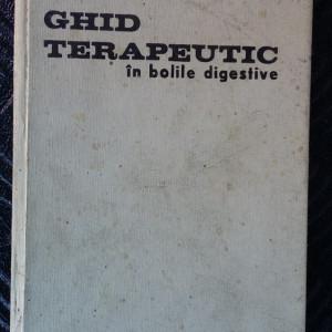 GHID TERAPEUTIC IN BOLI DIGESTIVE