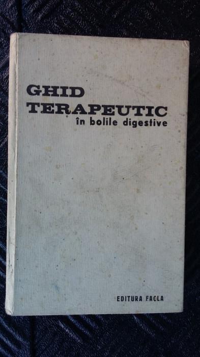 GHID TERAPEUTIC IN BOLI DIGESTIVE foto mare