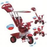 Tricicleta 3 in 1 Royal Rosu - Tricicleta copii