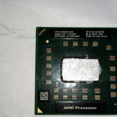 Procesor LAPTOP AMD V160 2.4 Ghz VMV160SGR12GM socket S1G4 PERFECT FUNCTIONAL, AMD Turion, 2000-2500 Mhz, Numar nuclee: 1