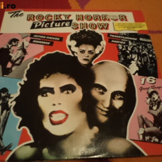Rocky Horror Picture Show Soundtrack muzica Rock n roll Glam disc vinyl 1975 lp, VINIL