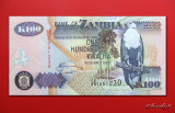 ZAMBIA  -  100 Kwacha 2005  -  UNC