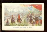 Carte Postala Franta, banchetul primarilor  1900, colectia Petit Parisiene nr.1, Necirculata, Printata