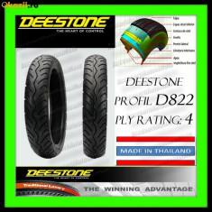 CAUCIUC 80/90-16 80x90x16 ANVELOPA 80-90-16 DEESTONE D822 THAILAND Scuter - Anvelope scutere