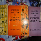 Present day english for foreign students vol.1+2+3/850pag)- E.Frank Candlin