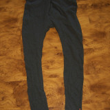 Pantaloni cu tur lasat OBJECT marimea M - Pantaloni dama, Marime: M, Culoare: Din imagine