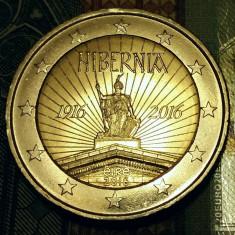IRLANDA moneda 2 euro comemorativa 2016-Revolta, UNC