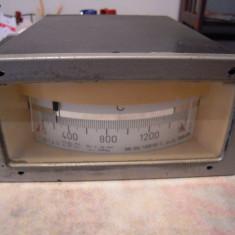 Aparat de masura a temperaturii aem IARE192, produs in Romania
