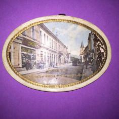 Campulung - Magazinul Staicu - Reclama - Carte Postala Dobrogea 1904-1918, Circulata, Fotografie