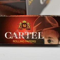 Foite CARTEL pentru rulat tutun sau tigari - Foite tigari