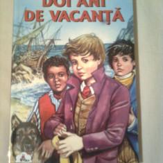 DOI ANI DE VACANTA ~ JULES VERNE - Carte de aventura