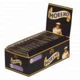 Foite Moreno black pentru rulat tutun sau tigari