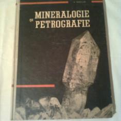 CURS DE MINERALOGIE SI PETROGRAFIE ~ V.MANILICI