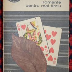 BPT 418 - Ion Minulescu - Romante pentru mai tarziu