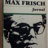 MAX FRISCH - JURNAL (ED. UNIVERS, 1984)