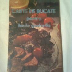 CARTE DE BUCATE PENTRU TOATE GUSTURILE(peste 500 retete)~ECATERINA TRISCA-GANEA - Carte Retete traditionale romanesti