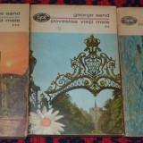 BPT 677-678-679 - George Sand - Povestea vietii mele (3 volume) - Roman, Anul publicarii: 1972