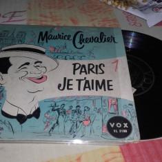 Vinil Maurice Chevalier - Muzica soundtrack Altele