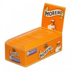 Foite Moreno orange pentru rulat tutun sau tigari - Foite tigari