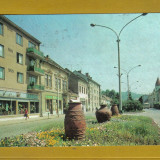 TANAVENI MURES STR REPUBLICII 1970 - Carte Postala Transilvania dupa 1918, Circulata, Fotografie