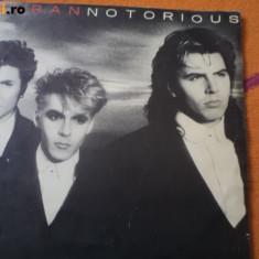 Duran Duran Notorious disc vinyl muzica New Wave Synth pop rock lp balkanton - Muzica Pop, VINIL
