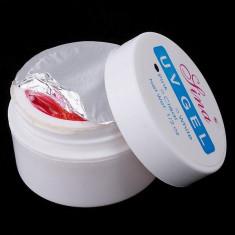 Gel UV Sina pentru aplicarea unghiilor false, Gel unghii Sina Roz