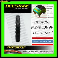 CAUCIUC 2.75-21 2 3/4- 21 2.3/4-21 ANVELOPA 275-21 DEESTONE D999 THAILAND Moto - Anvelope scutere
