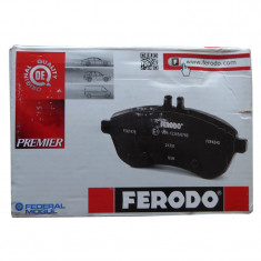 SET PLACUTE DE FRANA FERODO FDB1540 pentru Renault, Ford, Nissan, Opel, Saab....
