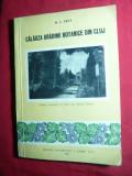 E.Topa - Calauza Gradinii Botanice din Cluj -Ed.Universitatii 1956