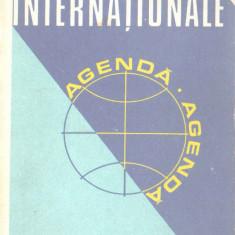 Carte 102 - POLITICA - Probleme internationale - Agenda 1976 - Carte Politica