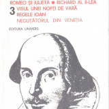 Carte 097 - SHAKESPEARE - 4 in 1 - vezi foto - cartonata - Stare 10 +, Alta editura