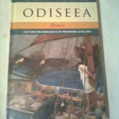 ODISEEA ~ HOMER ( lectura recomandata in programa scolara ) - Carte mitologie