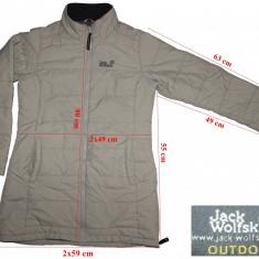 Geaca palton intermediar(a) Jack Wolfskin, dama, marimea M - Imbracaminte outdoor, Marime: M, Geci, Femei