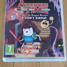 JOC PS3 ADVENTURE TIME EXPLORE THE DUNGEON BECAUSE I DON't ORIGINAL / by WADDER - Jocuri PS3 Altele, Actiune, 3+, Multiplayer