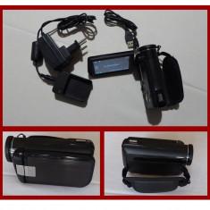 Camera video Hybrid Cam HD, Intre 3 si 4 inch, Card Memorie