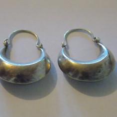 Cercei argint tortite - 395
