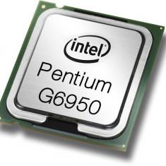 Procesor Intel Pentium G6950 2.8GHz, 2 Nuclee, Socket 1156, GARANTIE 2 ANI !!! - Procesor PC, Intel Celeron, Numar nuclee: 2, 2.5-3.0 GHz