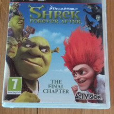 JOC PS3 DREAMWORKS SHREK FOREVER AFTER ORIGINAL / by WADDER, Actiune, 3+, Multiplayer, Activision